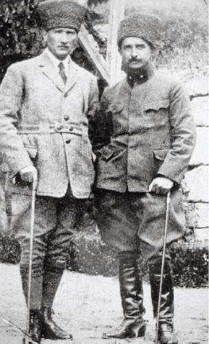Kurtuluş Savaşı'nda Yapılan Savaşlar ve Antlaşmalar (Tümü) 2 – Mustafa Kemal ve İsmet İnönü