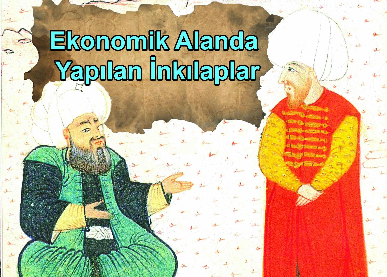 Ekonomik Alanda Yapılan İnkılâplar Nelerdir? Detayları Nedir? 10 – ekonomik alanda yapılan inkılaplar