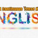 Present Continuous (Şimdiki Zaman) Tense Konu Anlatımı
