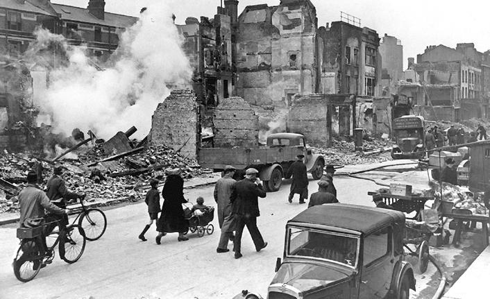 İkinci Dünya Savaşı'nda Dünya'daki Durum ve Türkiye'nin Politikası 1 – ikinci dünya savaşı görüntüleri