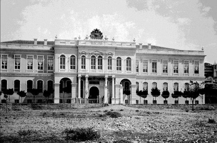 Osmanlı'da Yenileşme Döneminde Açılan Askeri Okullar 1 – mühendishane i bahri hümayun