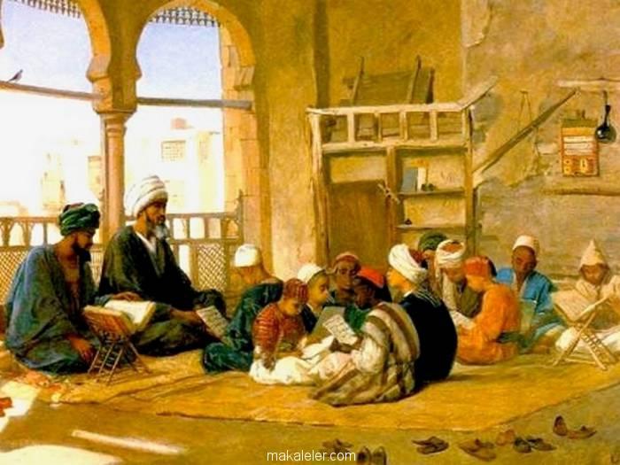 Osmanlı'da Yaygın Eğitim Kurumları Nelerdir? 3 – osmanlıda medreseler
