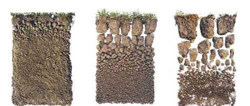 Toprağın Yapısı (Strüktür) Nedir? 1 – toprak strüktürü