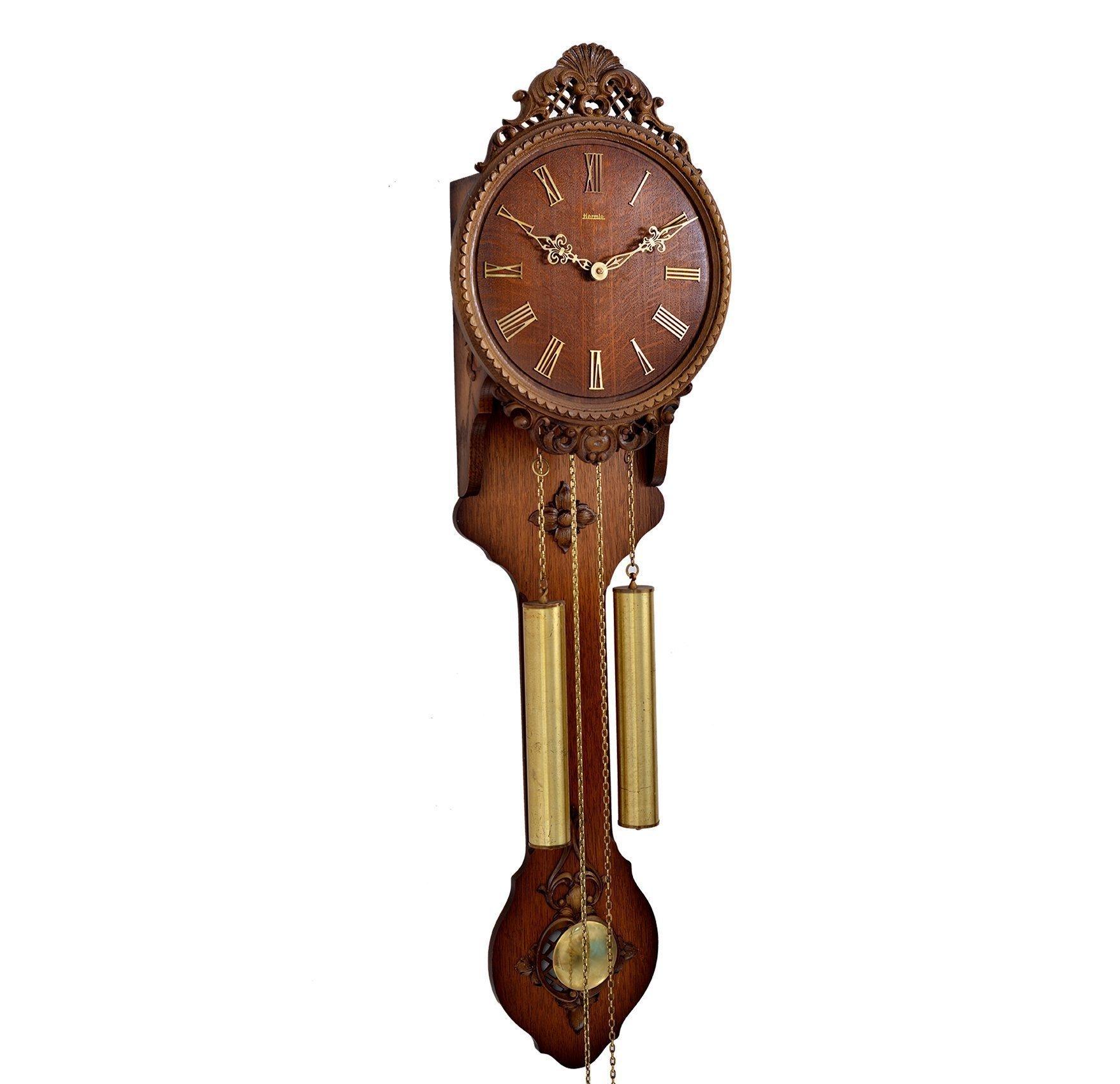 Kronometre Nedir? Çalışma Sistemleri Nasıldır? 1 – sarkaçlı saat