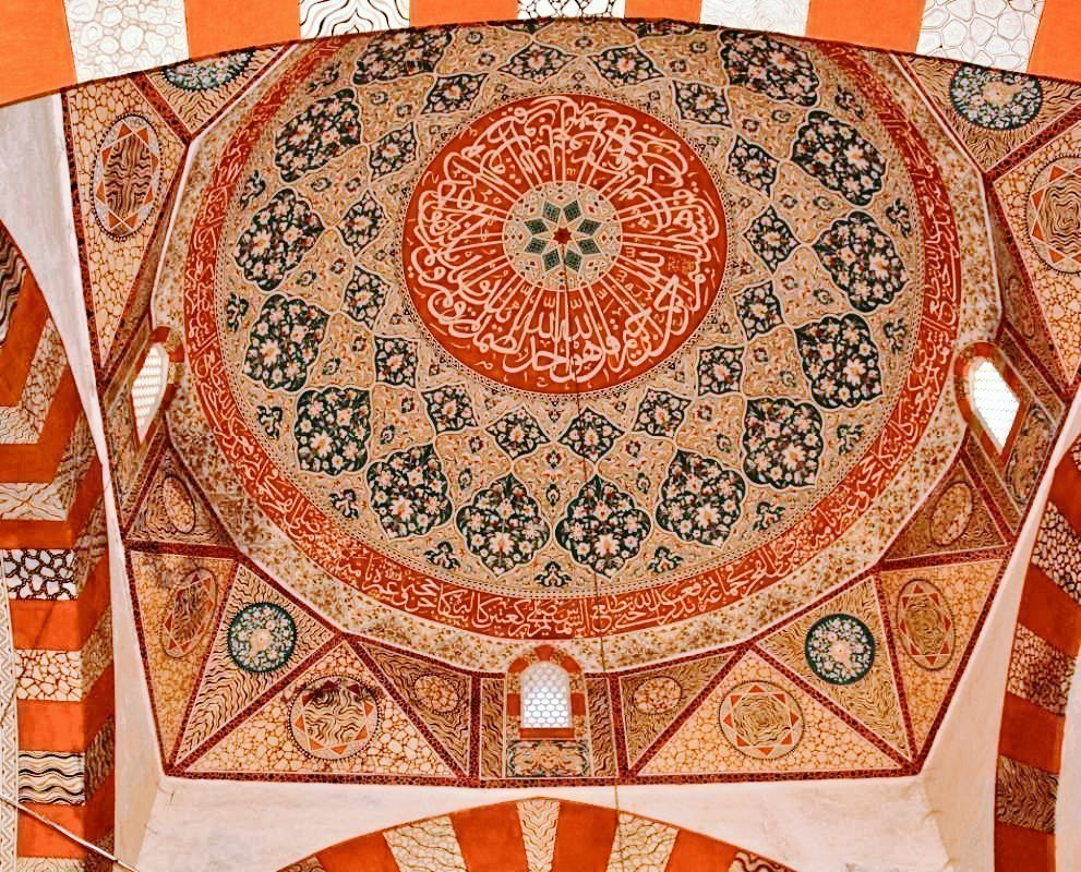 Kubbe Mimarisi Nedir? Osmanlı ve Selçuklu'da Nasıl Yapılıyordu? 5 – türk üçgeni