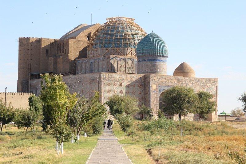 Kubbe Mimarisi Nedir? Osmanlı ve Selçuklu'da Nasıl Yapılıyordu? 1 – türkistanda kubbe