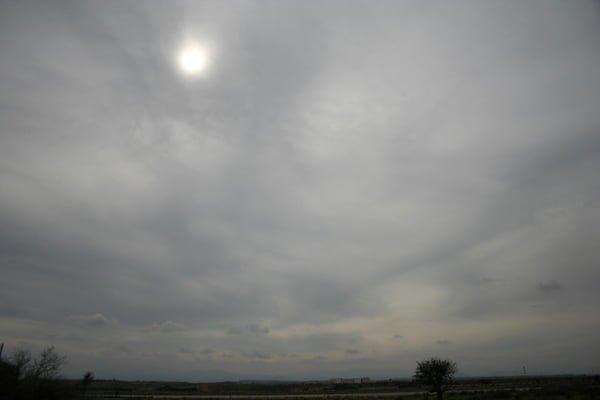 Bulut Nedir? Bulut Türlerinin Detaylı Bilgileri 4 – Altostratus bulutu