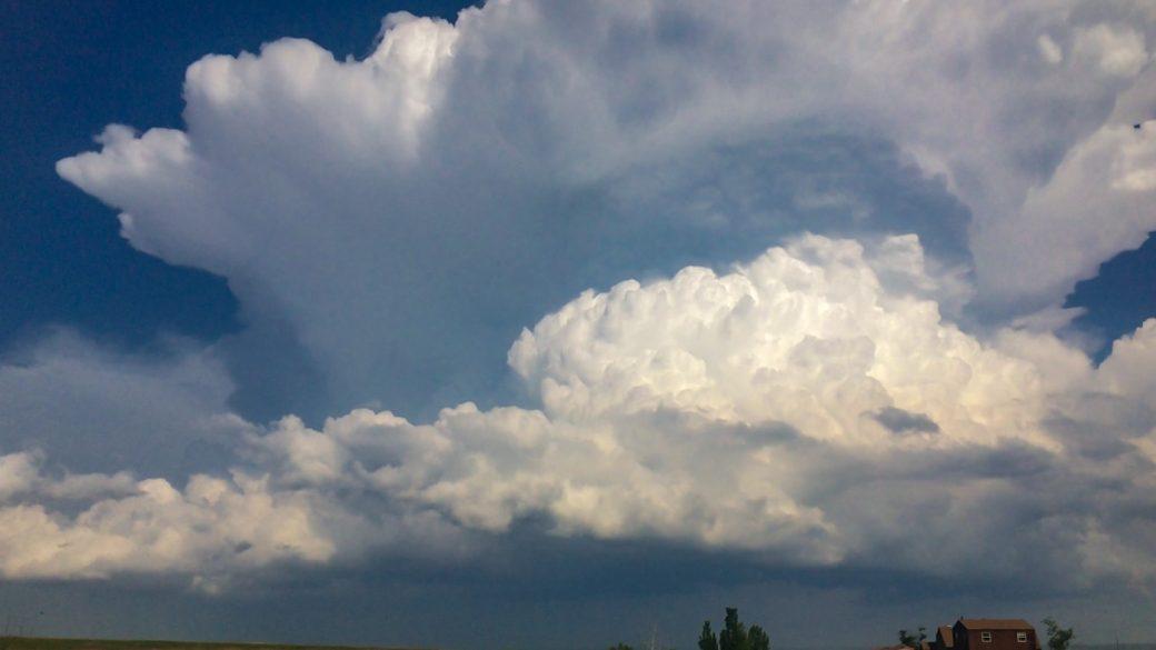 Bulut Nedir? Bulut Türlerinin Detaylı Bilgileri 11 – Cumulonimbus bulutu