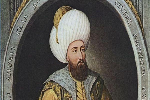 II. Murat Dönemi Olayları ve Savaşları (1421-1451)