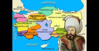 Osman Bey Dönemi'ndeki Olaylar ve Savaşlar (1281 - 1326) 21 – osman bey dönemi