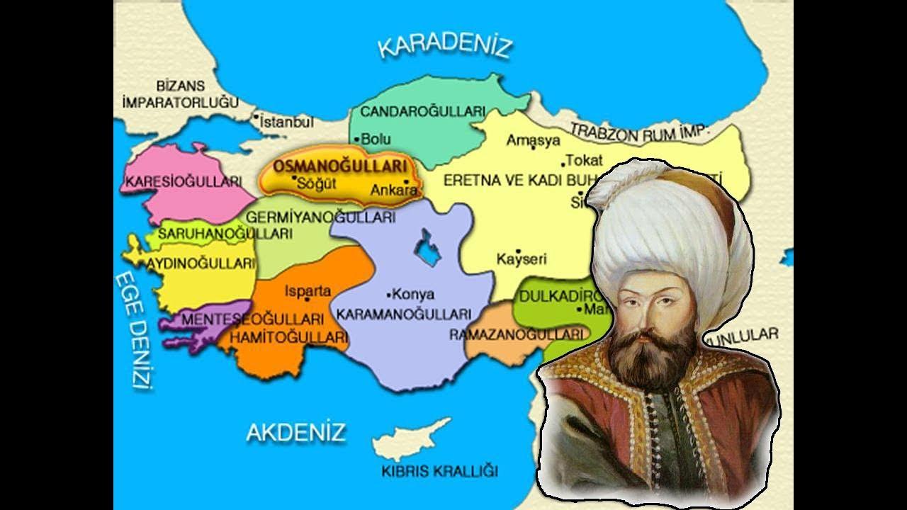 Osman Bey Dönemi'ndeki Olaylar ve Savaşlar (1281 - 1326)