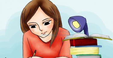 Ders Çalışmak İçin Motive Olmanın 12 Yolu 1 – dev yapmak ve ders çalışmak için motive olmak