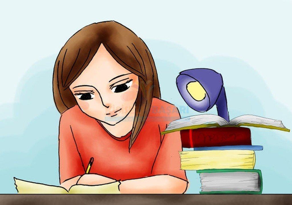 Ders Çalışmak İçin Motive Olmanın 12 Yolu