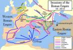 Orta Çağ'da Avrupa'daki Siyasi Durum, Olaylar ve Gelişmeler 8 – kavimler gocu