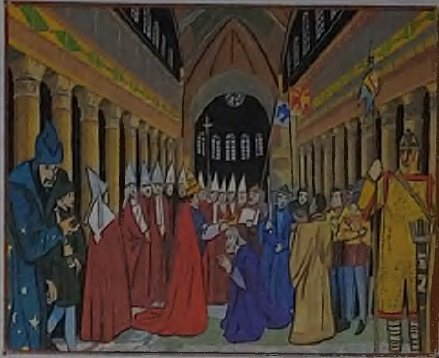 Yüzyıl Savaşları Nedir? Sonuçları ve Osmanlı'ya Etkisi Nelerdir? 3 – papa ve katolik kilisesi