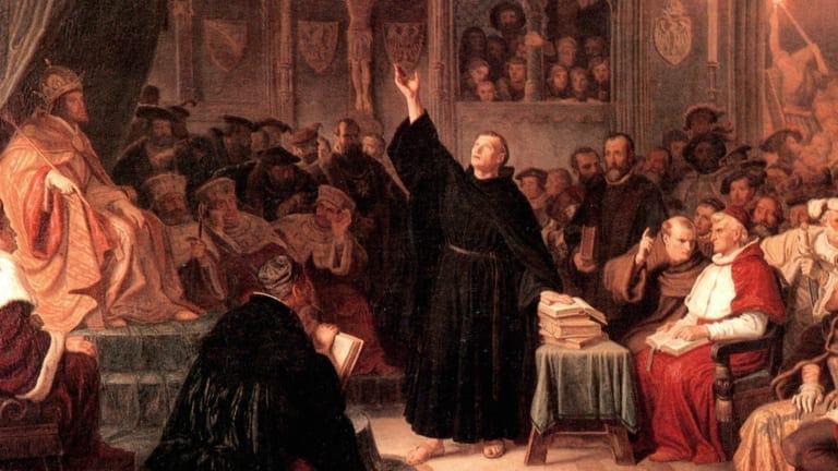 Yeni Çağ'da Avrupa'da Düşünce ve Sanatta Gelişmeler (Rönesans ve Reform) 2 – reform hareketleri
